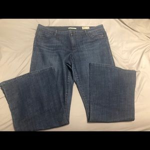 Gap limited Edition flares.